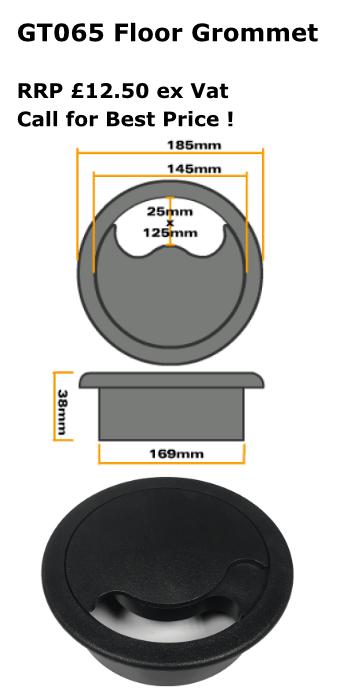 GT065 Round Grommet