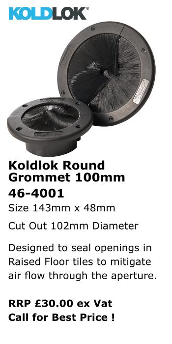 46-4001 Koldlok 100mm Round