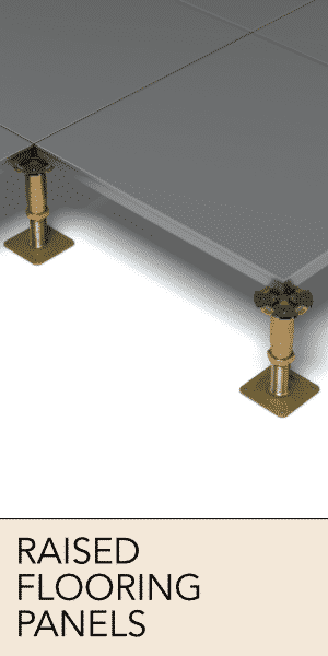 raised access flooring panels