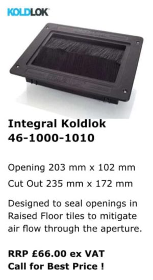 Integral Split Koldlok 46-1000-1010