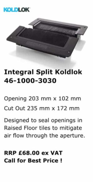 Integral Split Koldlok 46-1000-3030
